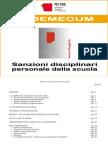 Vademecum Flc Cgil Sanzioni Disciplinari Personale Della Scuola Febbraio 2011
