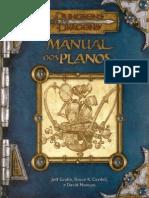 D&D - Manual Dos Planos (BR) - Toca Do Dragao