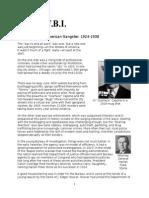 fbi & the american gangster 1924-1938