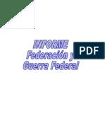 Historia Federación
