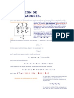 Asociacion de Condensadores