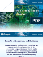 Las Divisiones y Productos - 2