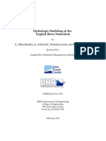 erw hydrologic modeling draft report - ifc