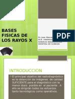 Bases Fisicas de Los Rayos x