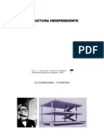 Estructura Independiente