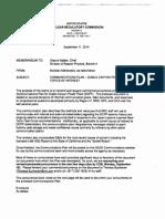 Redacted NRC Communications Plan, re