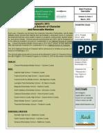 mcce@su - march 2015 newsletter