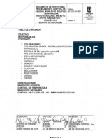 ADT-DO-334-004 Documento de Histotecnia Procesamiento, Control de Calidad, Manejo de Equipos y Temperatura.(Histotecnologia. Anexo1)
