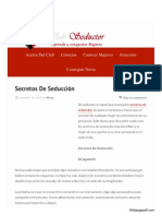 92 Http Clubseductor Com Secretos de Seduccion Anticipacion