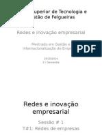 RIE - S#1 - T#1 - Redes de Empresas - V00