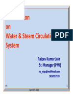 Water and Steam Circulation System