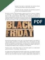 Povestea Asta Nu e Romaneasca- black friday