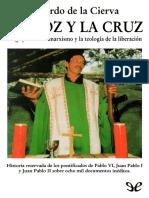 Cierva, Ricardo de La - La Hoz y La Cruz [21671] (r1.0)
