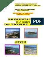 PRESENTATION DE LA COMMUNE DE TIGZIRT SUR  MER