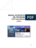 Manual Clipw
