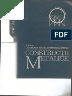 Constructii Metalice Mateescu Cosmulescu