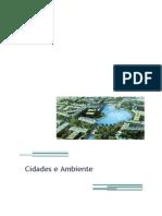 Cidade e Ambiente