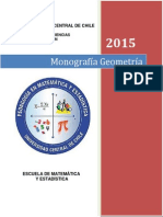 Monografía de Geometría