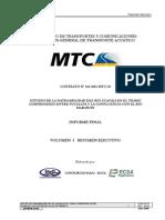 1) Resumen Ejecutivo - Informe Final