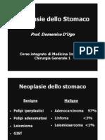 Neoplasie gsdastriche