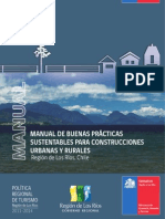 Manual Buenas Practicas Región de Los Ríos - SERNATUR 2012