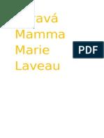 Saravá Mamma Marie Laveau
