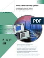 Particulate Monitoring Systems