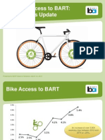 Bike Access to BART-Board Presentation