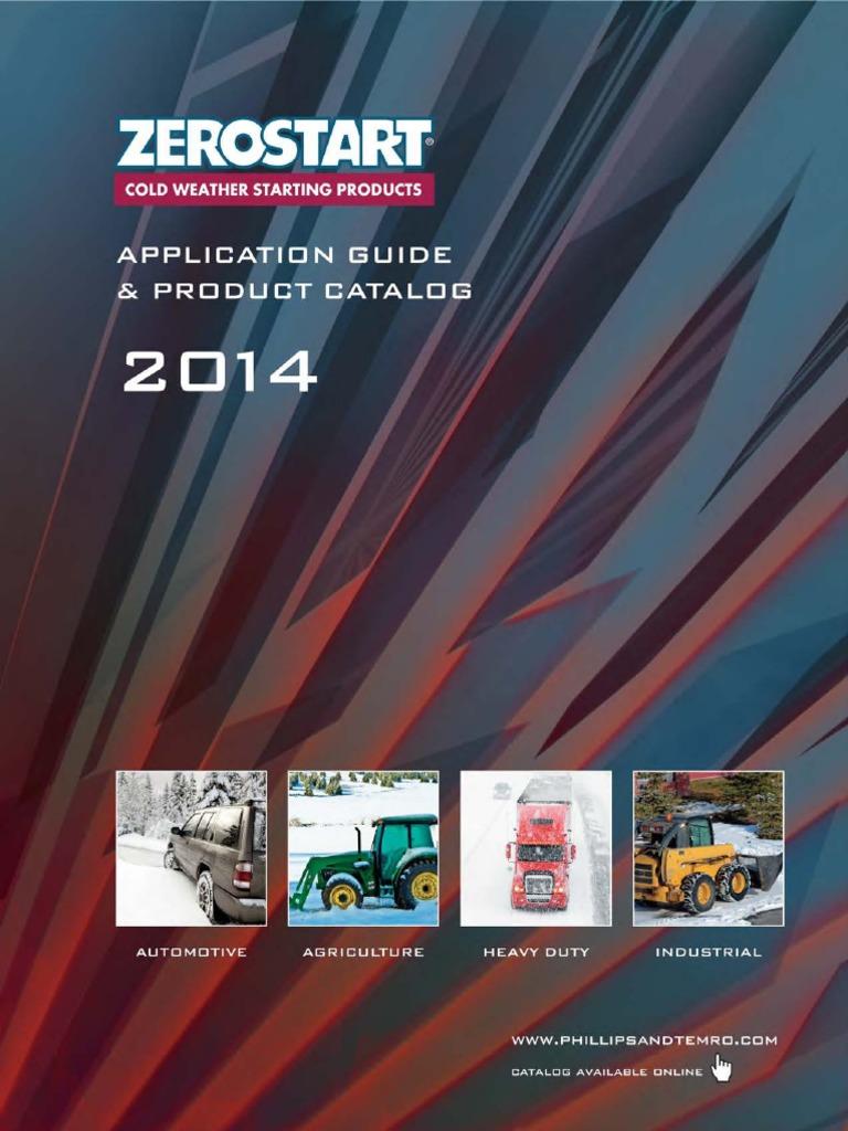 ZeroStart 3600003 Freeze Plug Heater