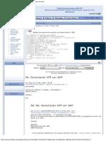 Conectando VFP Con SAP