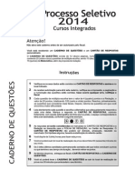 Integrado 2014