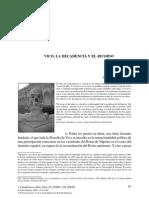 Fulvio Tessitore - Vico. La Decadencia y El Ricorso