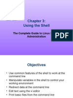 The Complete Guide for Linux System Administration CH03 powerpoint