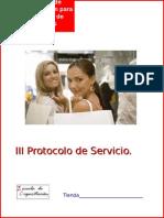 MANUAL MODELO PARTE 3 PROTOCOLO DE SERVICIO.ppt