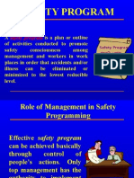 Safety Program (d1)