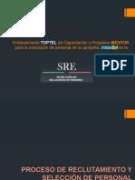 Propuesta Entrenamiento Operativo 2015
