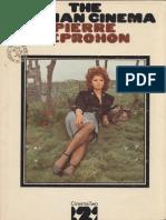 Pierre Leprohon_The Italian Cinema