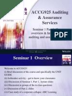 ACCG925 Seminar1 s1