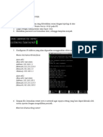 Joobsheet Konfigurasi Proxy Server