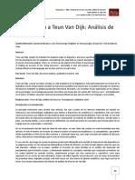 Introducción a Van Dijk