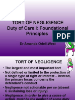 Duty of Care (I) Slides