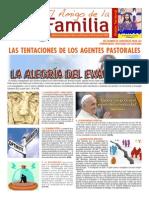 EL AMIGO DE LA FAMILIA domingo 15 marzo 2015