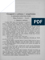 Etnolog 5-6-1933 Pavicevic Crnogorci