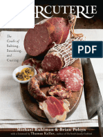 Charcuterie - The Craft of Salting, Smoking, And Curing