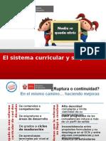 Reforma Sistema Curricular