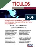 Comunicacion ECM