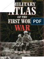 [pen & sword] a military atlas of the first world war