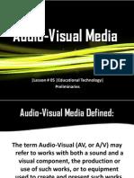 Audio Visual Bunjo