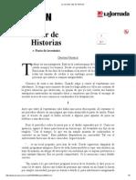 La Jornada_ Mar de Historias