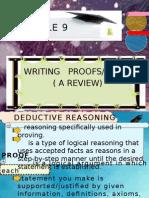 proving -m9;p 424